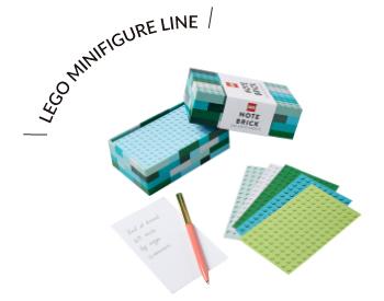LEGO MINIFIGURE LINE
